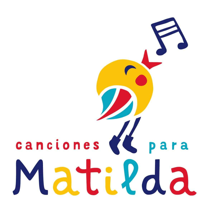 Logo canciones para Matilda